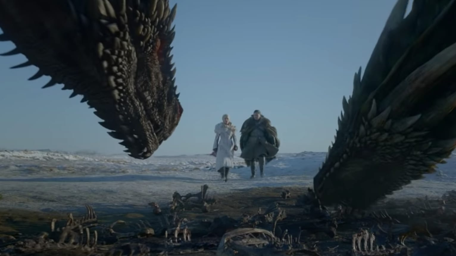 'Game of Thrones' Fan Asks if Daenerys' Dragons Will Abandon Her for Jon