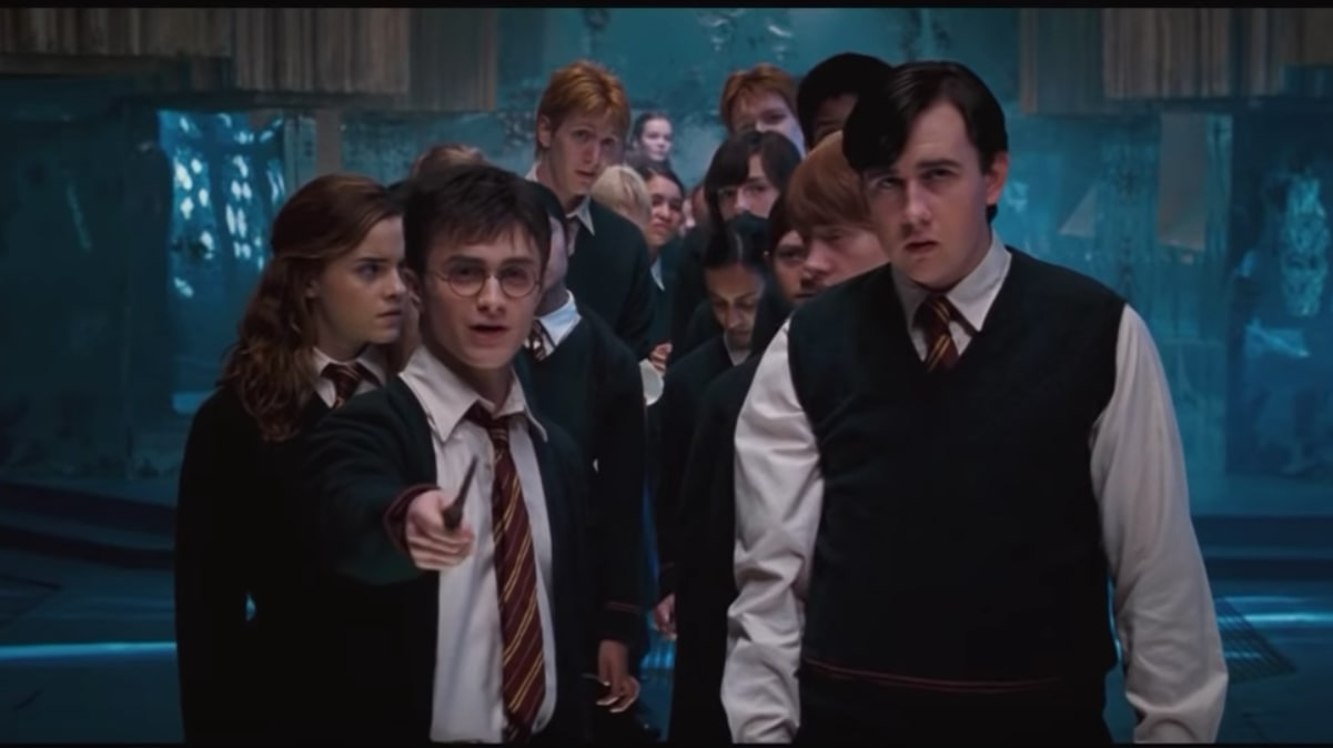 10 Scenes From the 'Harry Potter' Books That Didn't Make it Into the Movies