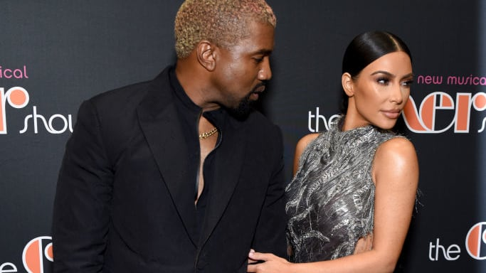 Kim Kardashian Explains Her and Kanye West's Super Confusing Sinks