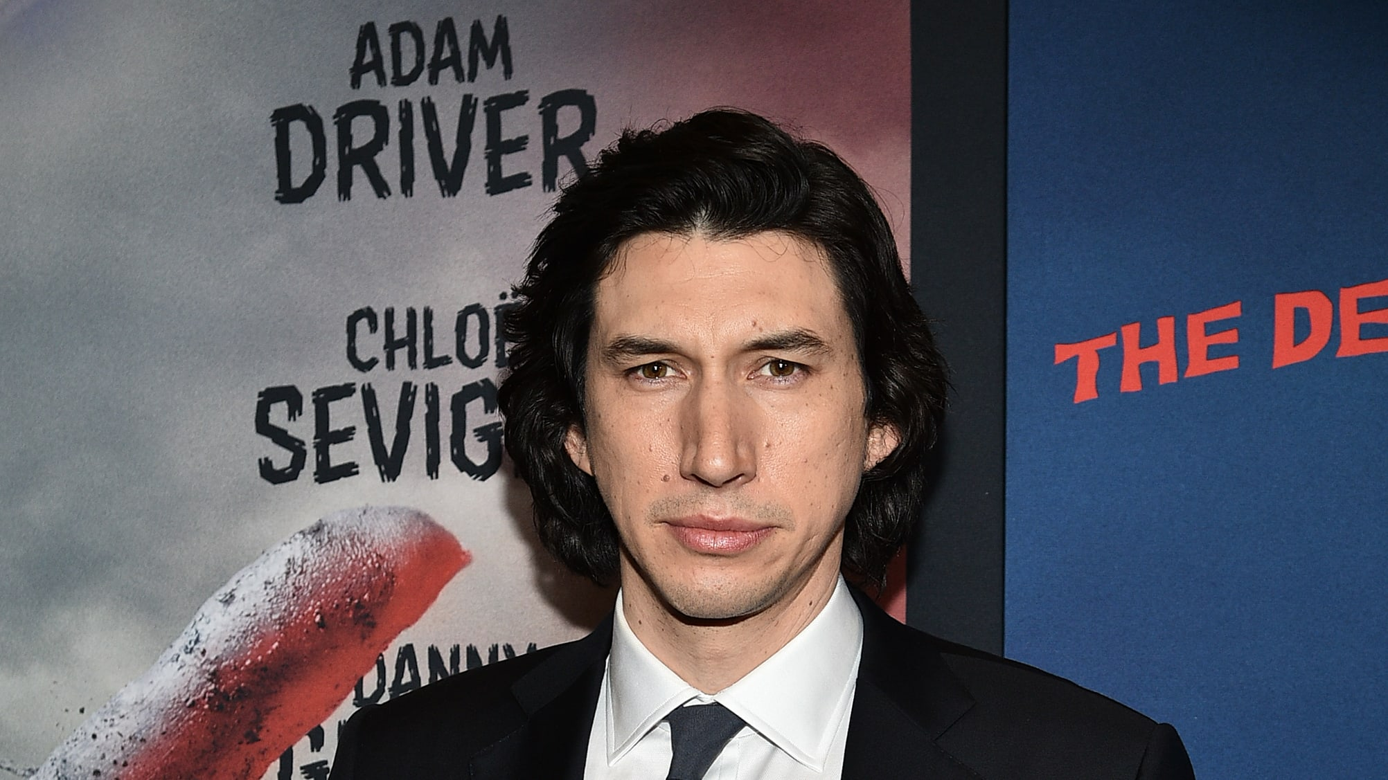 "NEW YORK, NEW YORK - JUNE 10:  Adam Driver attends ""The Dead Don't Die"" New York Premiere at Museum of Modern Art on June 10, 2019 in New York City. (Photo by Theo Wargo/Getty Images)"