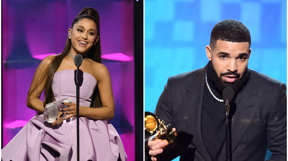 Why Fans Are Certain Ariana Grande and Drake Are Collaborating