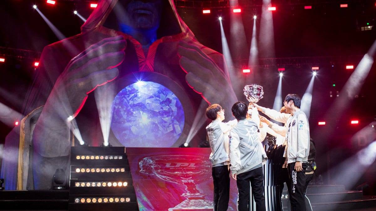 Invictus Gaming: World Champion, LPL Favorite, and MSI Victor-To-Be