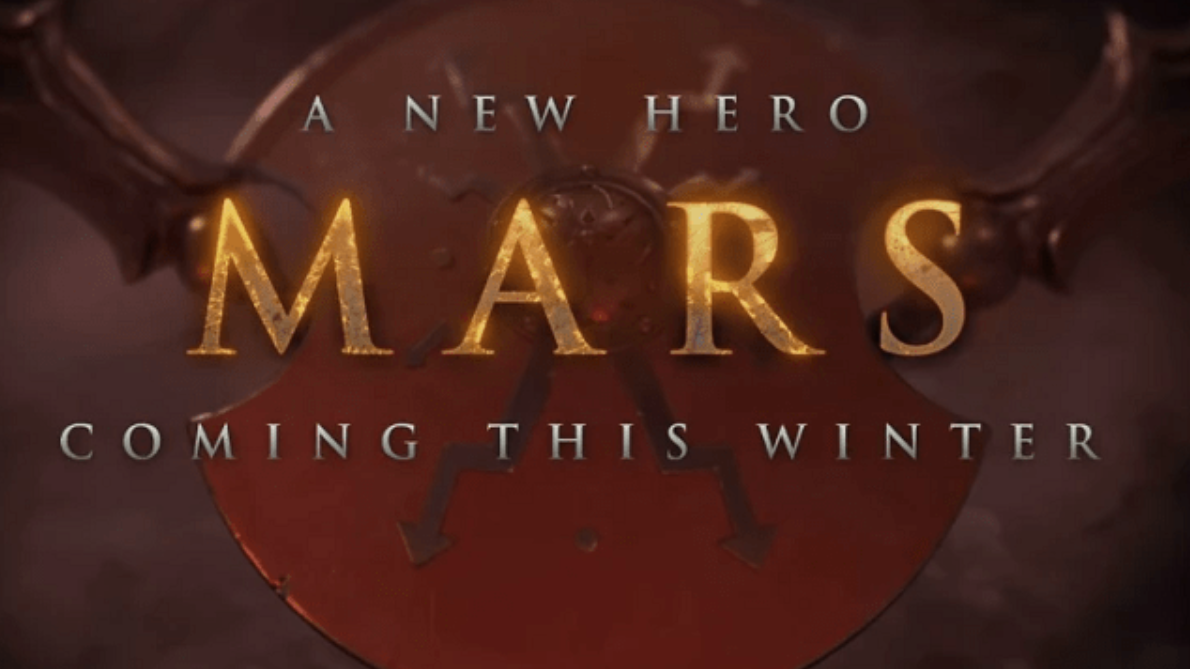 Mars Dota 2 Release Date: When Does Mars Come Out in Dota 2?