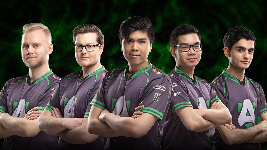 Alliance and Razer Announce Strategic Partnership