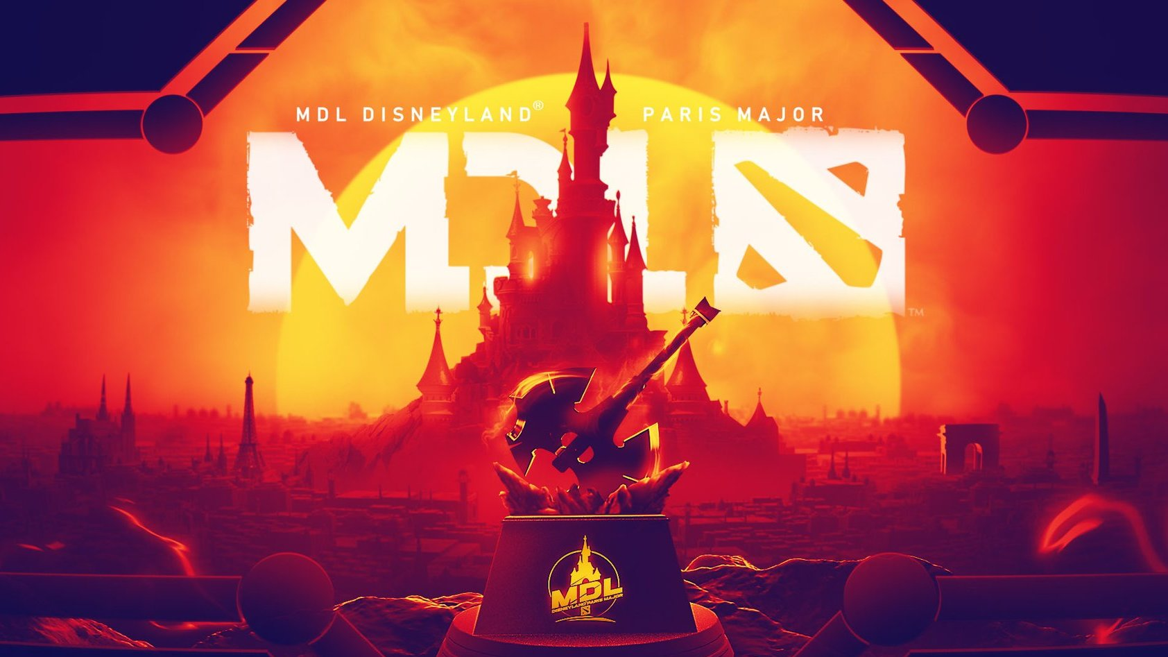 Dota 2 MDL Disneyland Paris Major: Everything You Need to Know