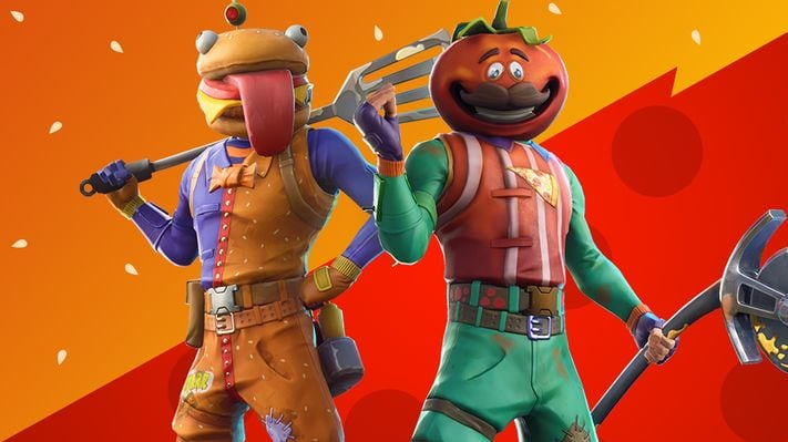 Fortnite Food Fight Limited Time Mode Re-added With Deep Fried Twist