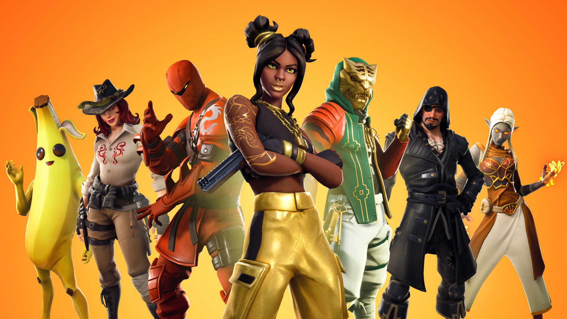 Fortnite Week 8 Challenges: Everything You Need to Know
