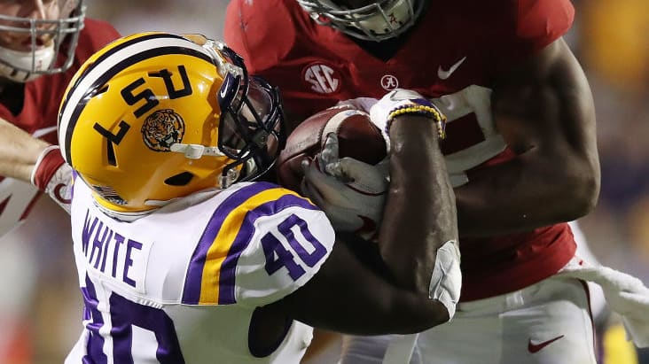 Devin White and Devin Bush Lead Race to Be First Linebacker Taken in 2019 NFL Draft