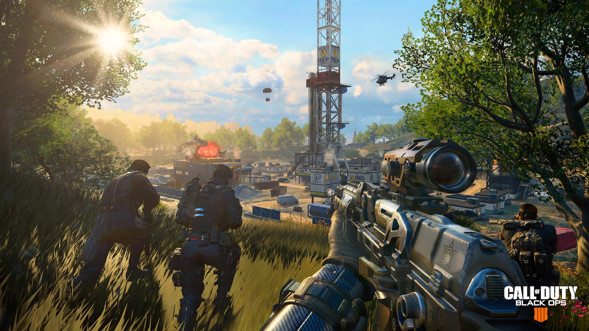 Black Ops 5's release has been pushed up to 2020 following a Call of Duty rescheduling.
