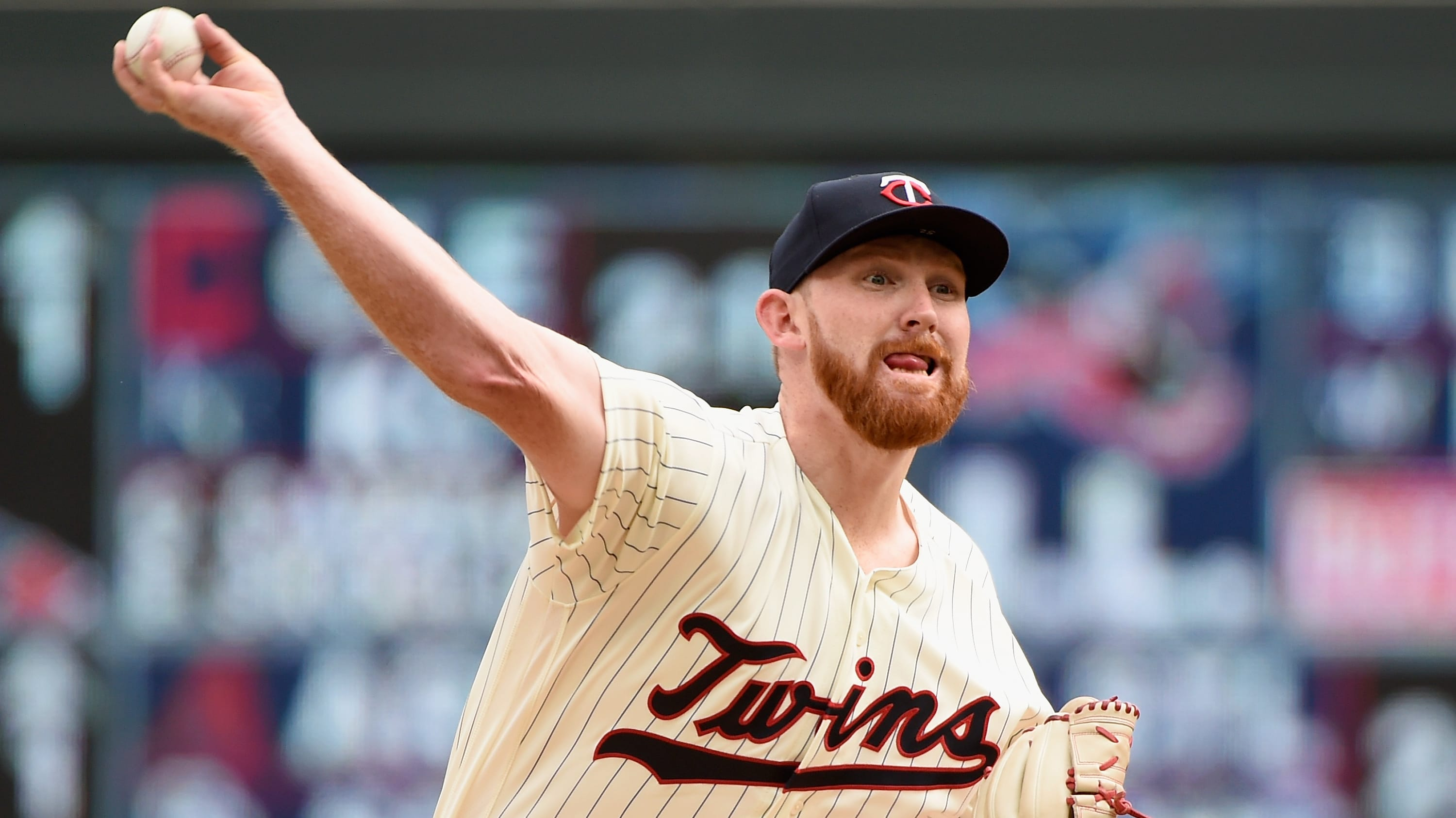 MINNEAPOLIS, MN - SEPTEMBER 30: Zack Littell #52 of the Minnesota Twins delivers a pitch against the Chicago White Sox during the first inning of the game on September 30, 2018 at Target Field in Minneapolis, Minnesota. (Photo by Hannah Foslien/Getty Images)