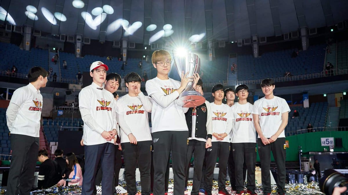 MSI 2019 Will Be the Most Meaningful One for SKT T1