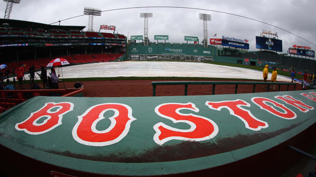 MLB Weather Report: Detroit vs Boston Postponed With New York Also Expecting Rain