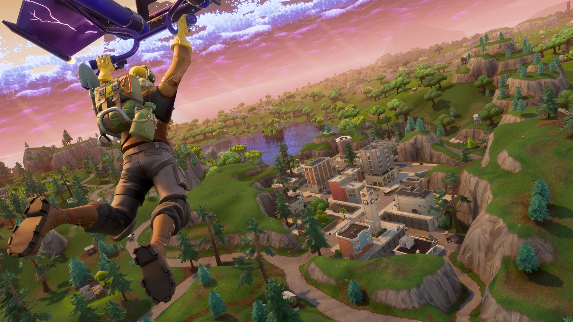 Zipline Locations Fortnite: Where to Find Them
