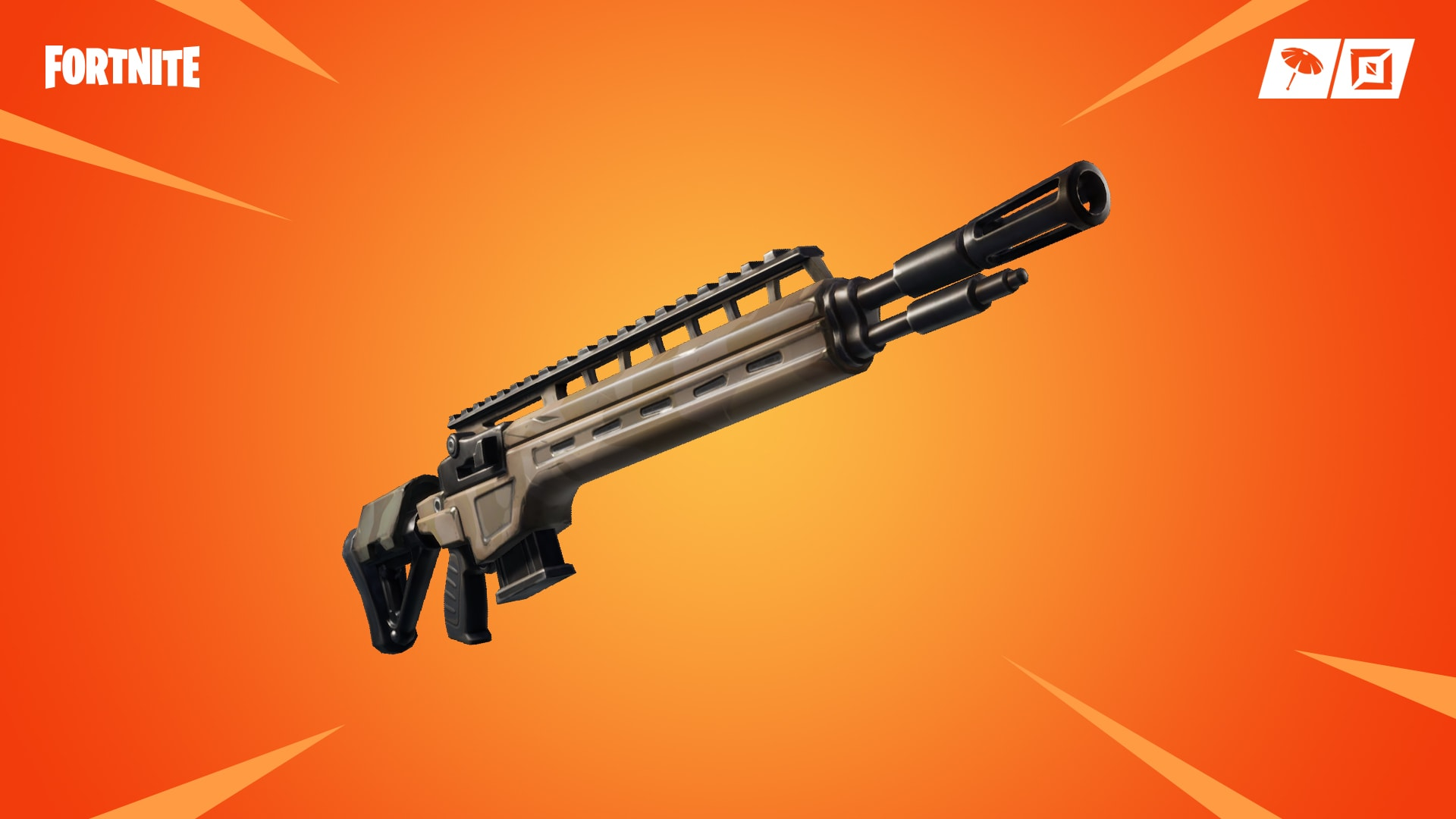 Fortnite Infantry Rifle Epic and Legendary Rarities Added in Fortnite Patch 8.40