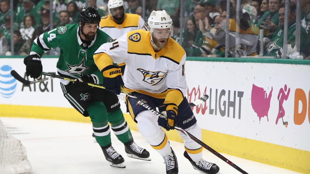 Stars vs Predators Game 5 Betting Lines, Odds and Prop Bets for 2019 NHL Stanley Cup Playoffs