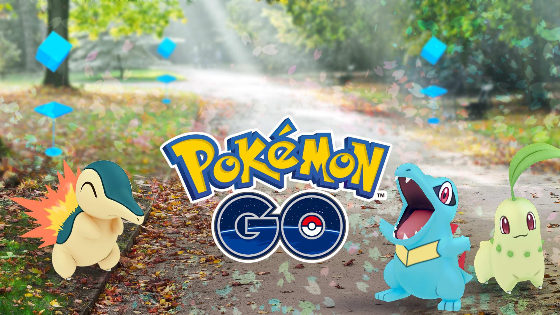 Pokemon GO walking rewards are here