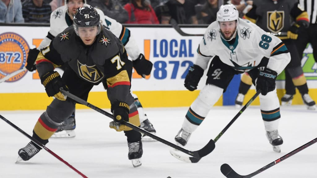 Golden Knights vs Sharks Game 7 Betting Lines, Odds and Prop Bets for 2019 NHL Stanley Cup Playoffs