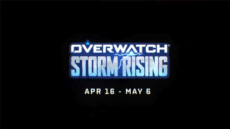 What Time Does the Overwatch Event Start? Expected Start Time for Overwatch Storm Rising