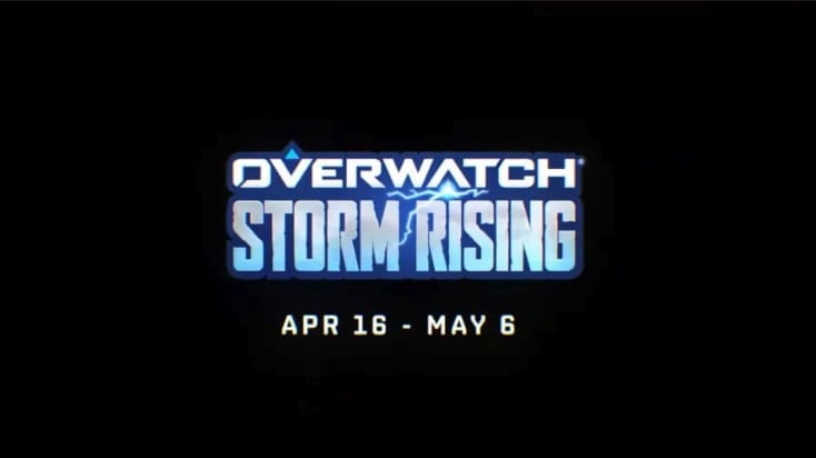 Overwatch Patch Notes: Storm Rising Event Goes Live