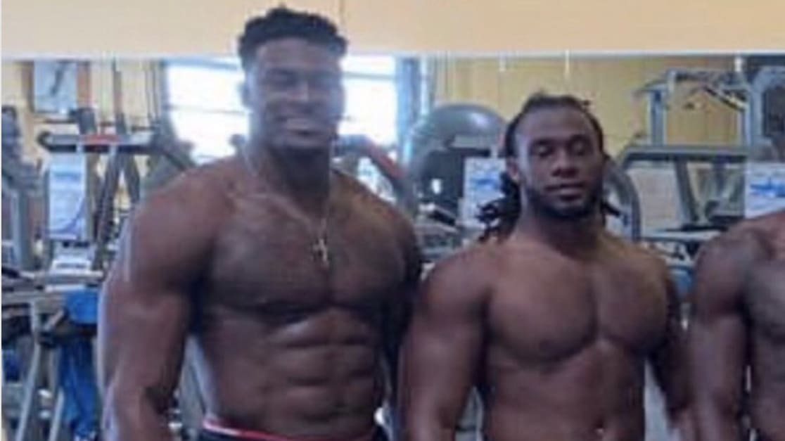 D.K. Metcalf Had the Most Ridiculous Quote About Taking His Shirt Off