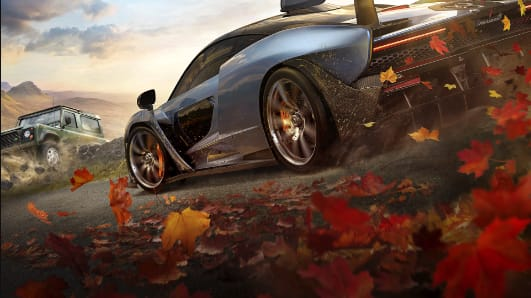 Forza Horizon 4 Achievements list is long but here it is for you