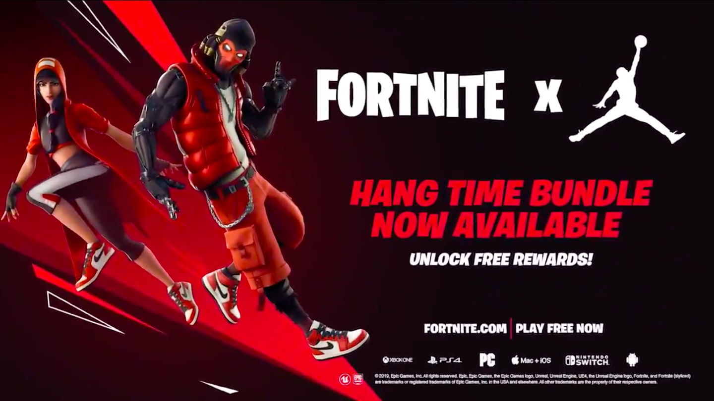 Change the color of 1000 tiles Fortnite is a new challenge for the Jumpman collaboration.