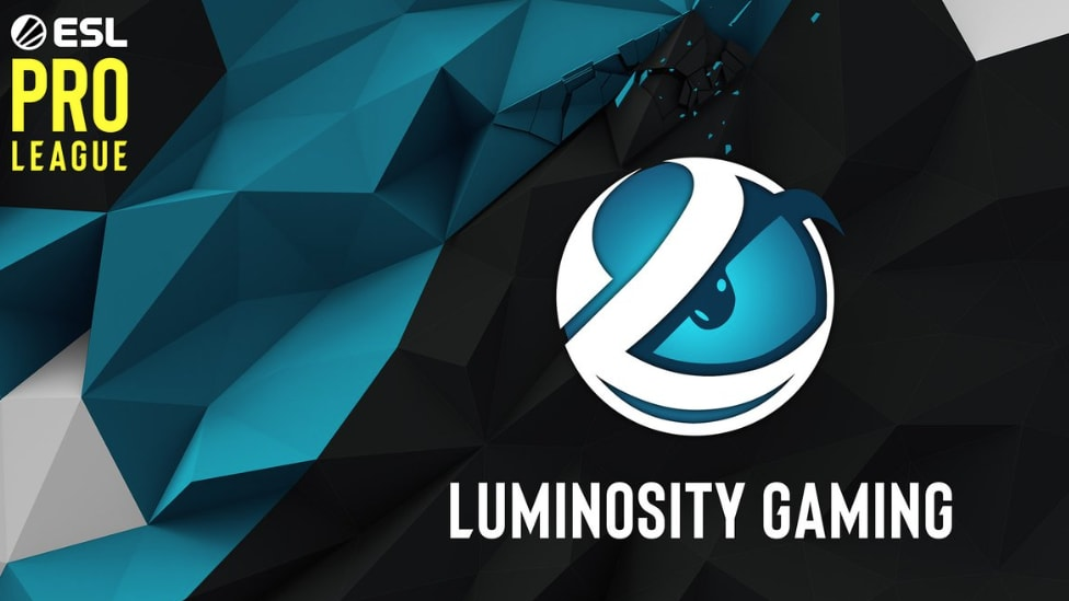 Luminosity Gaming Replaces Rogue in ESL Pro League