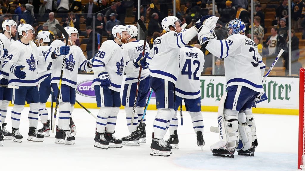 Bruins vs Maple Leafs Game 6 Betting Lines, Odds and Prop Bets for 2019 NHL Stanley Cup Playoffs