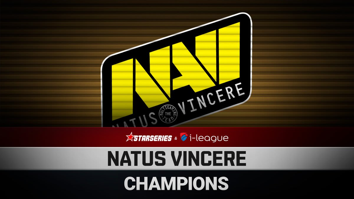 Natus Vincere Takes StarSeries & i-League Season 7