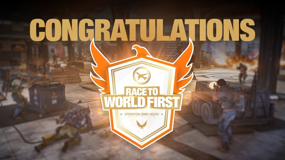 The Division 2 raid world first has been claimed.