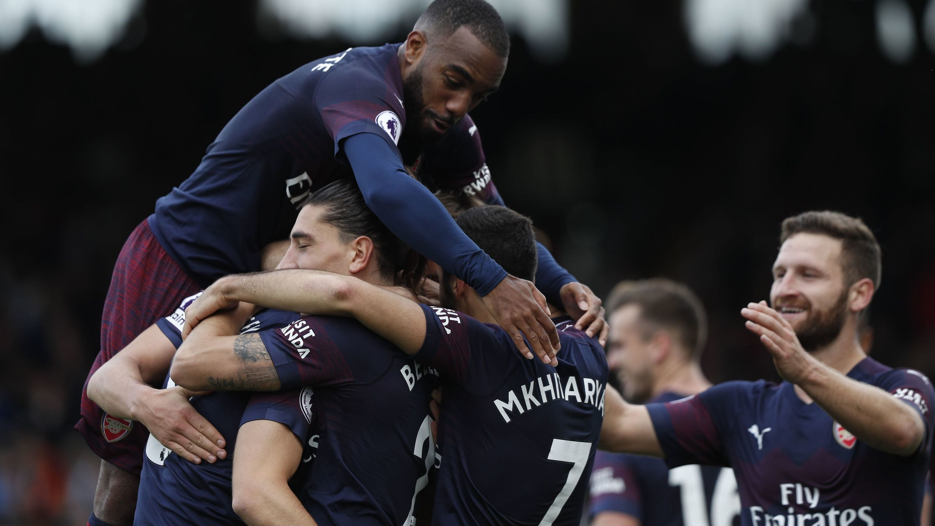 EPL: Unai Emery speaks on Arsenal beating Man City, Liverpool to title