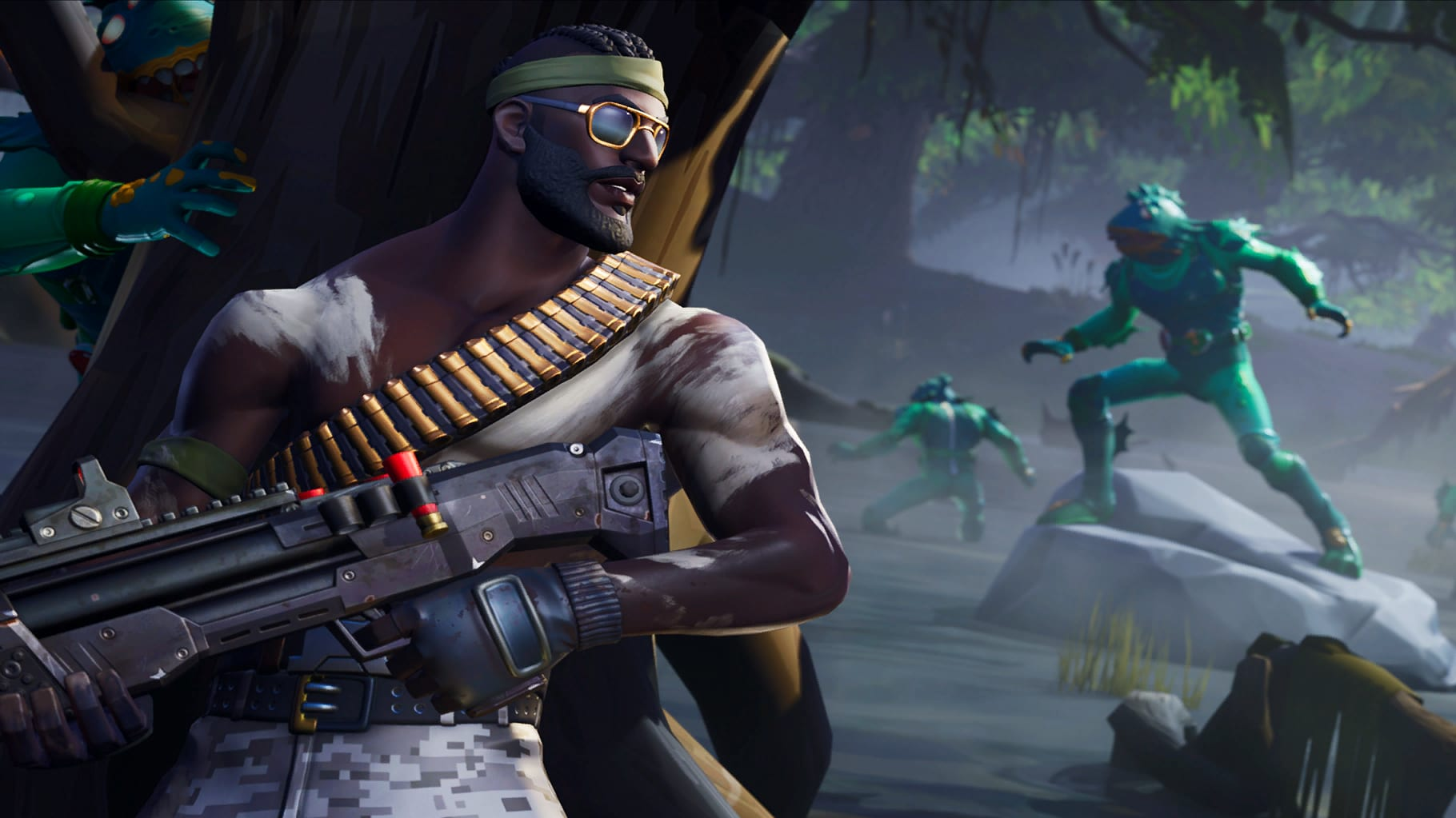 Can Fortnite run on Mac? Here's what you need to know about compatibility with Mac OS.