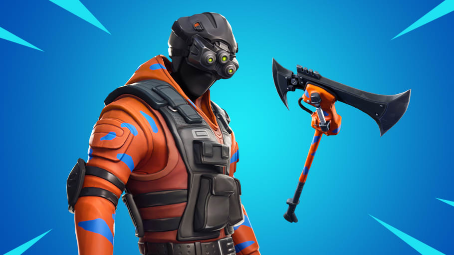 Hypernova Fortnite Skin: How Much Does it Cost?