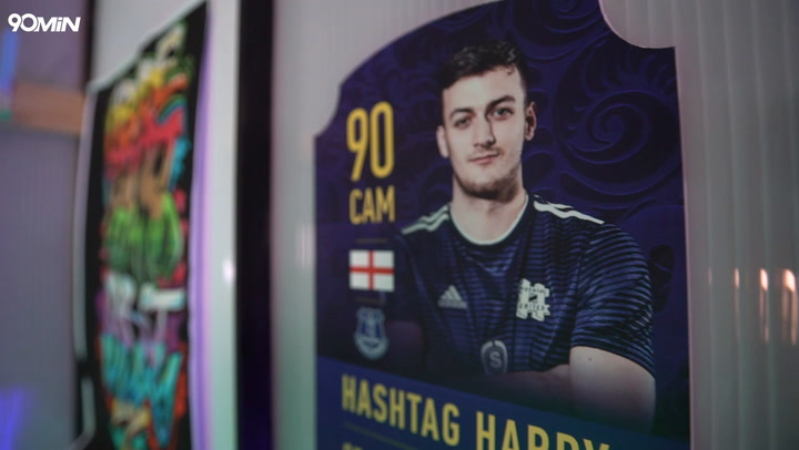 Hashtag Harry & Manny Go Head to Head in Forfeit FIFA Challenge