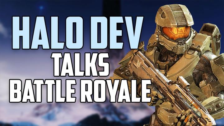 Halo Infinite Dev Settles Battle Royale Rumors