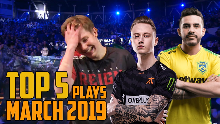 Top 5 Esports Plays of the Month - March 2019