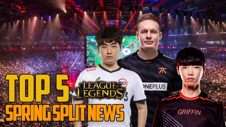 5 Takeaways From the 2019 LoL Spring Split