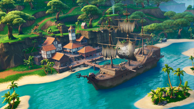 Pirate Camps Fortnite: How to Complete Pirate Camps Challenge