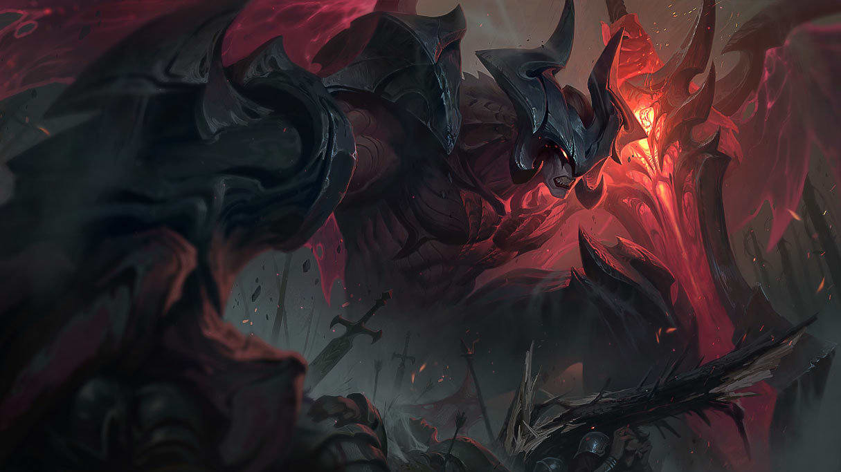 Extensive Aatrox Changes Planned for League of Legends Patch 9.9