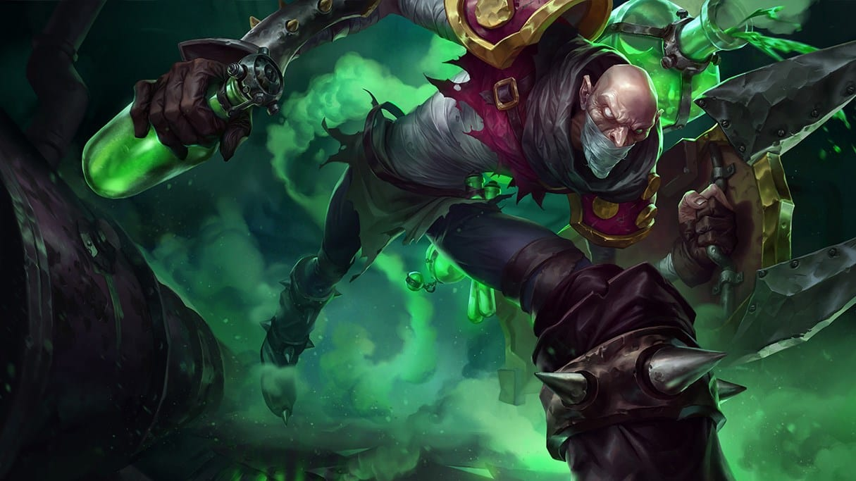 Singed, Ornn and Camille Buffs Coming in League of Legends Patch 9.8