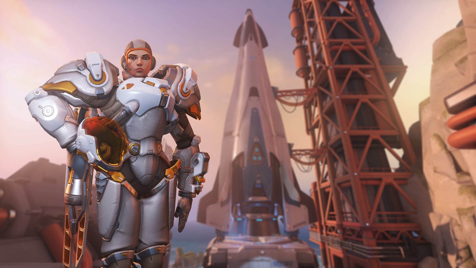Orbital Pharah is now available on live servers as part of Overwatch Anniversary 2019.