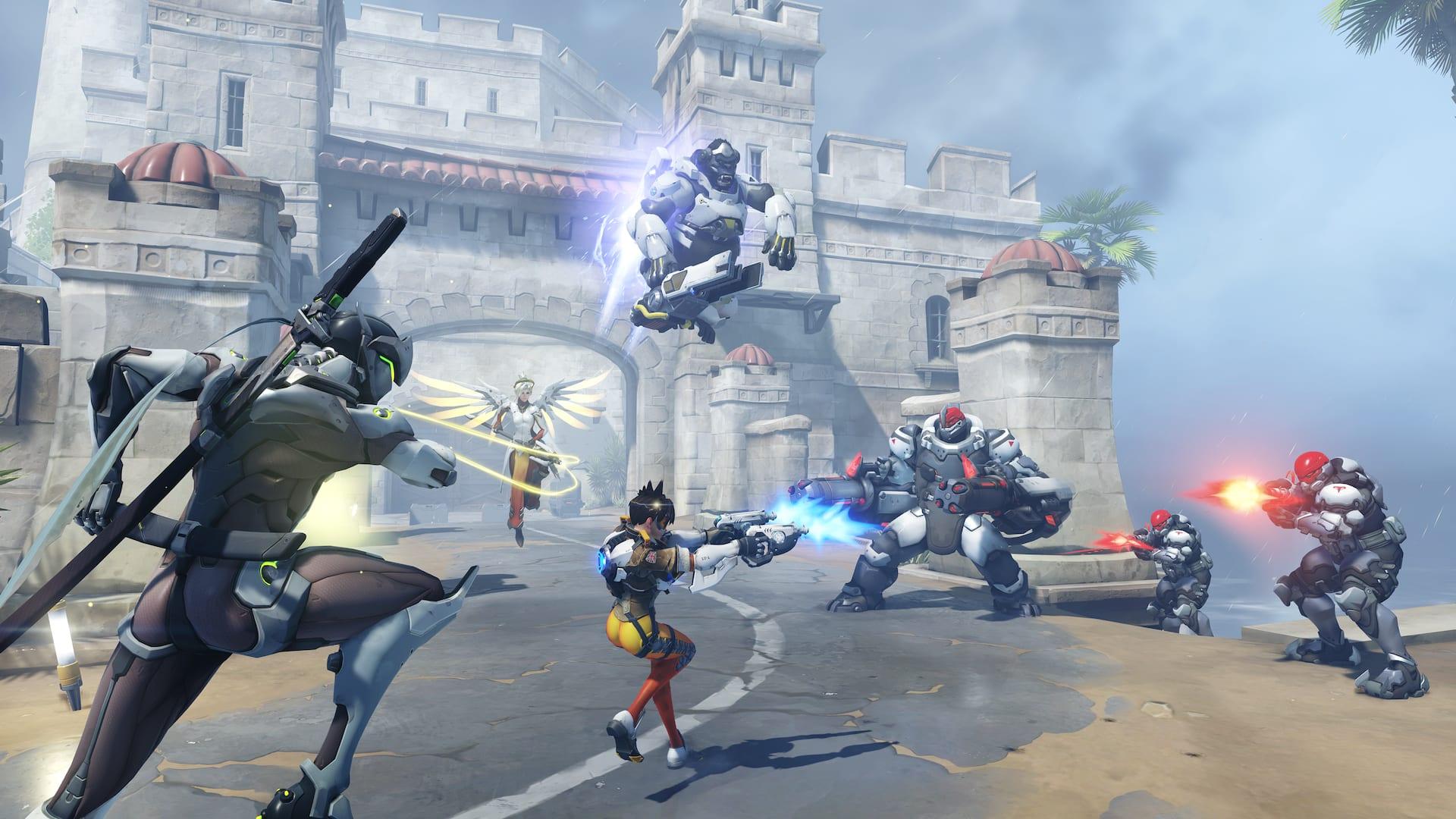 Jeff Kaplan Details Storm Rising Mission in Overwatch Developer Update