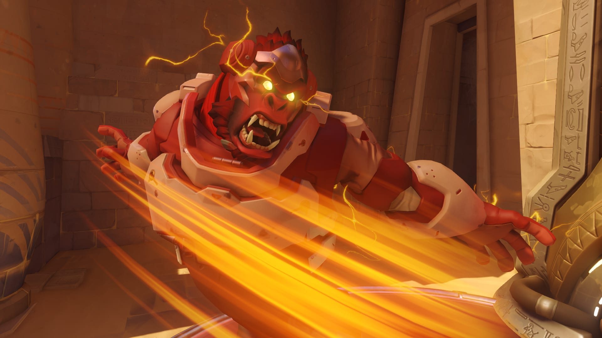 Creator DarwinStreams has built an Overwatch fighting game called OverFighter in the Workshop.