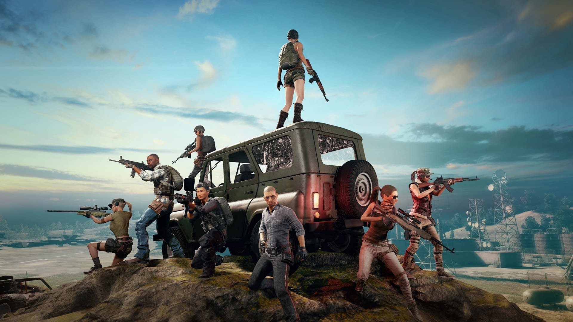 Here are five ways to transform into a better PUBG player.