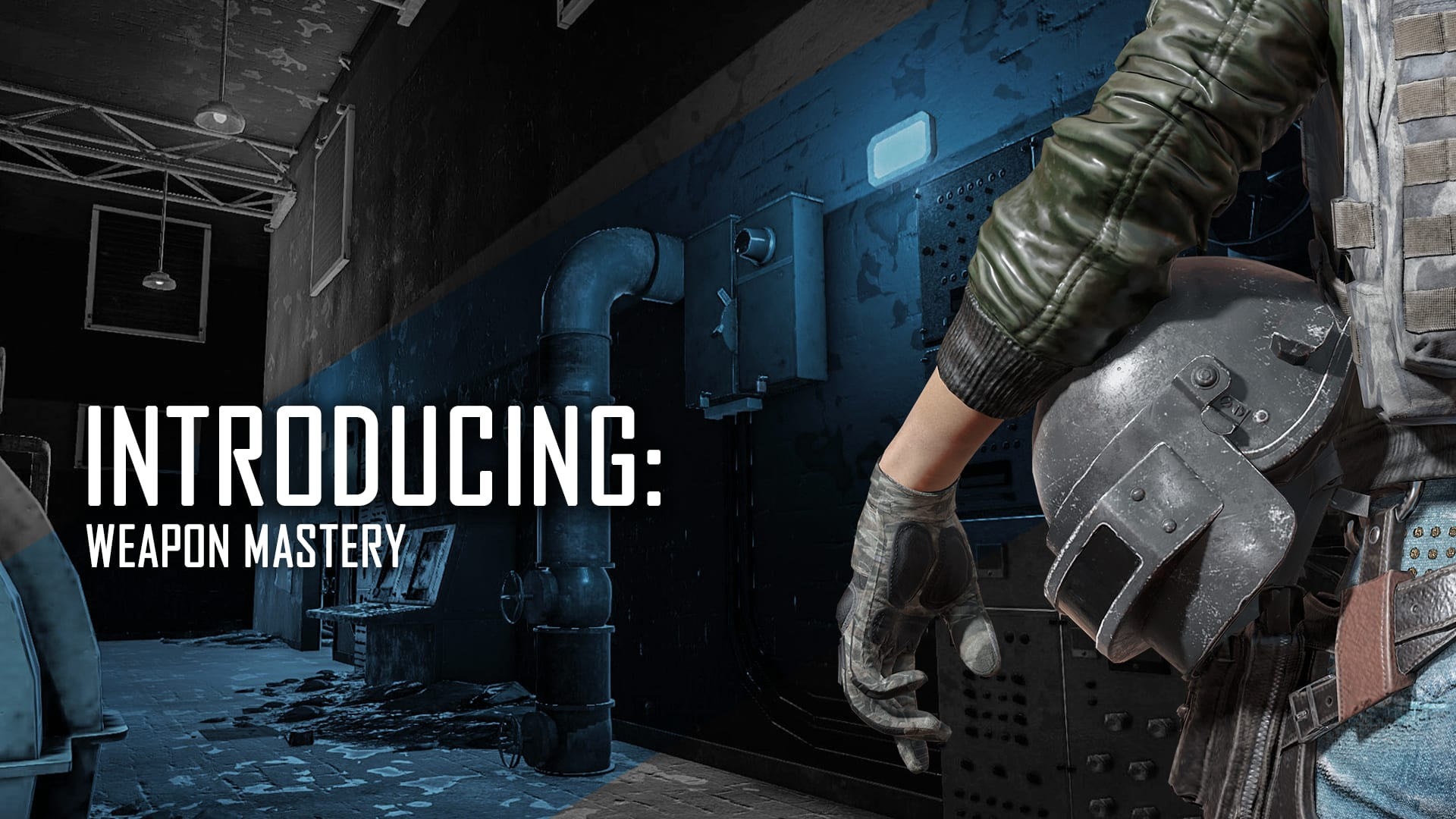 PUBG Weapon Mastery Progression System Revealed
