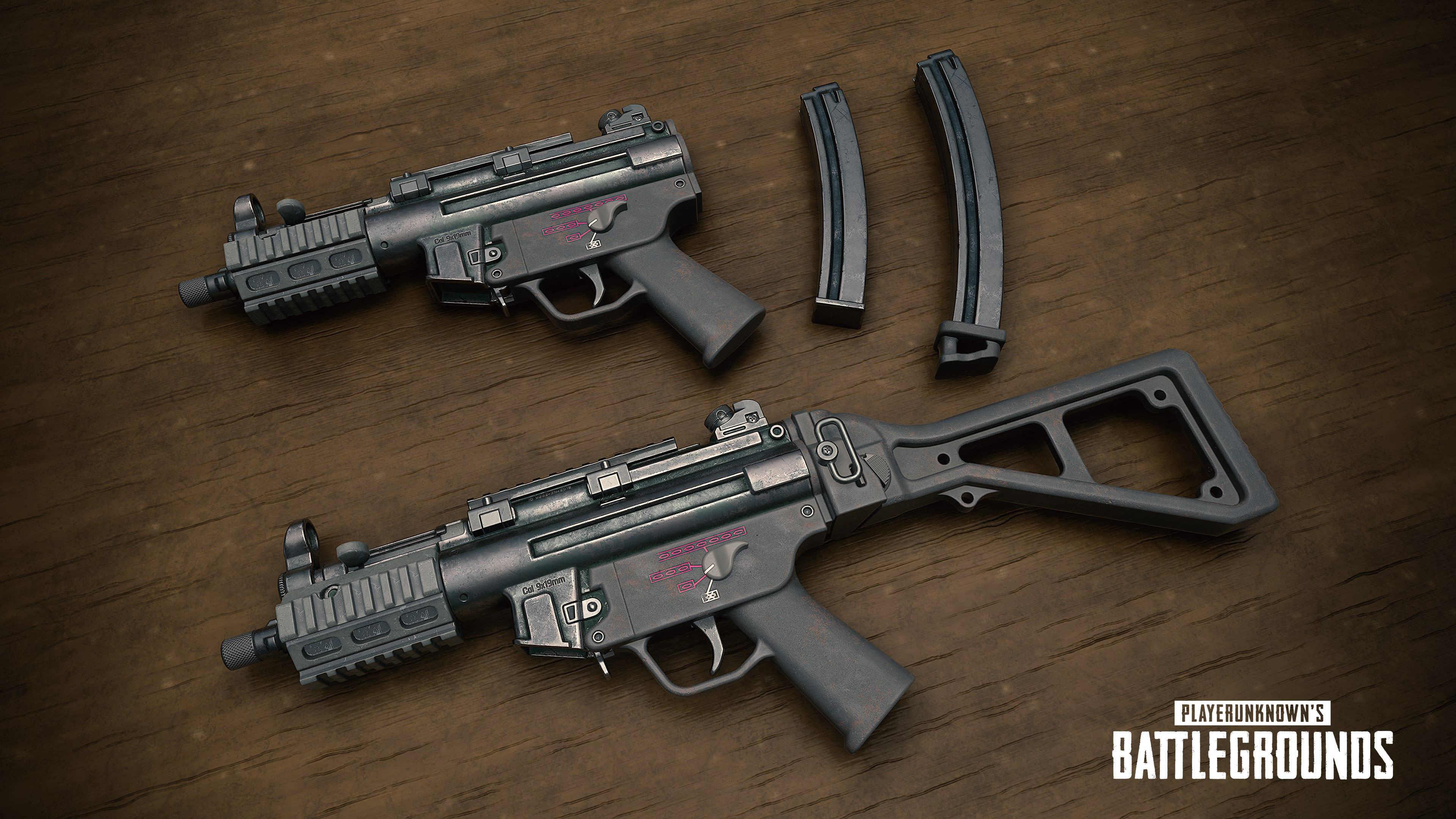 The MP5K will hit the PUBG Xbox PTS on Tuesday.
