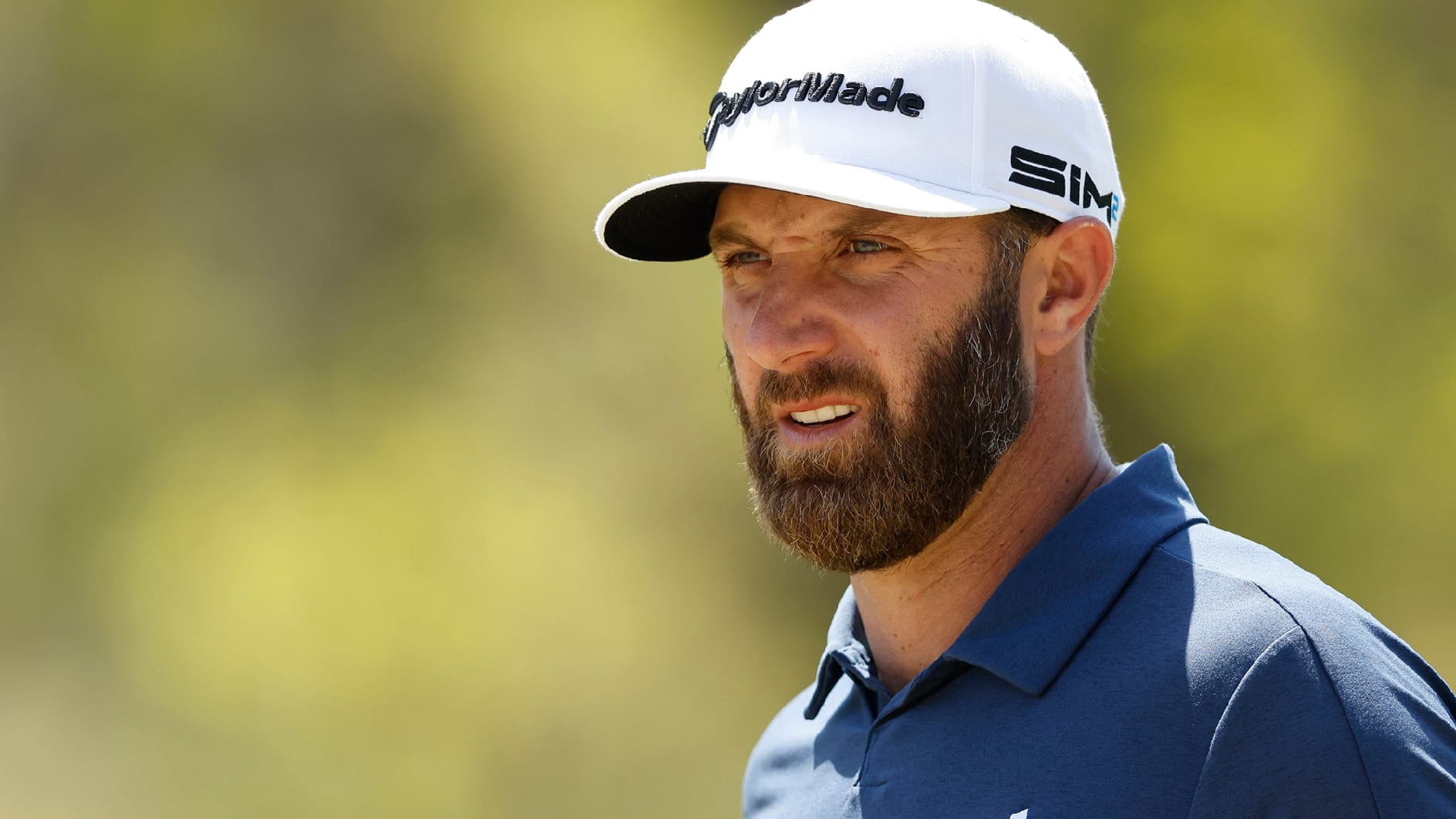 What's really going on in Dustin Johnson's head? Coaches and competitors say it's more than DJ lets on.