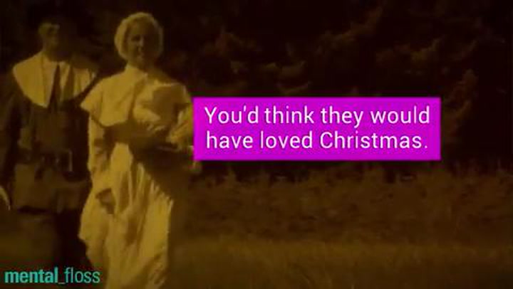 When Americans Outlawed Christmas