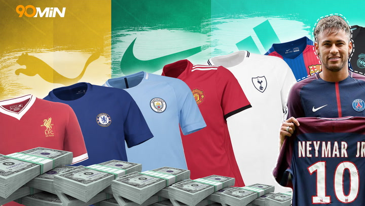 The Shocking Truth Behind How Much Money Clubs Really Make From Shirt Sales