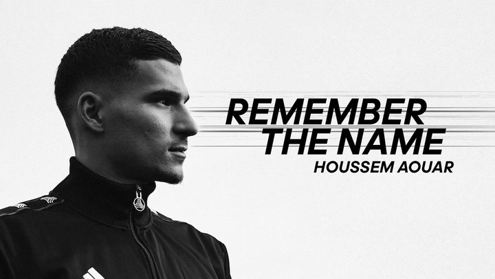 Houssem Aouar is Lyon's Hometown Hero | Remember the Name